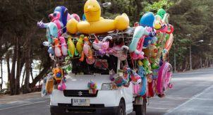 Один выходной день в тайской глуши