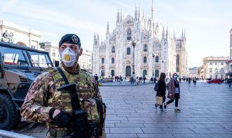 Коронавирус в Милане. Куда бежать туристам