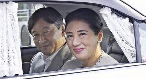 Японская императрица побрезговала волонтёрами?