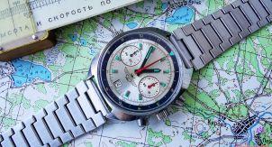 Штурманские. Часы советских военных летчиков