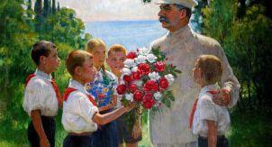 За что советские дети любили товарища Сталина