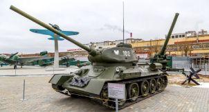 Рыжий Т-34. Киногерой из советского детства
