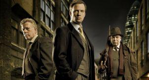 Шесть английских детективных сериалов