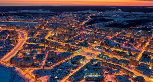 Якутск. Крупнейший город на вечной мерзлоте