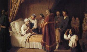 Эпидемии холеры в Москве
