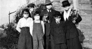Урок истории. Защитные меры в эпоху пандемии