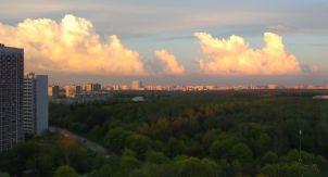 «Я скучаю по Москве...»