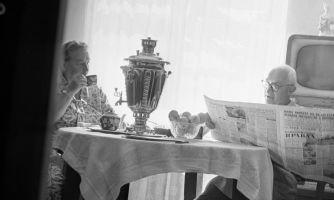 В поисках советского чая «Бодрость»