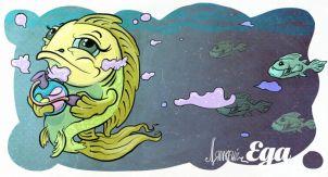 Как избавиться от запаха речной рыбы