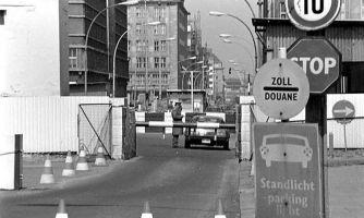 Побег с ветерком из Восточного Берлина