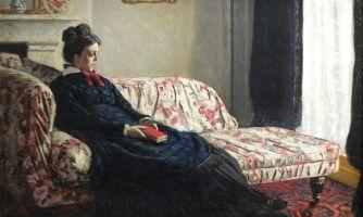 Почему Клод Моне женился на путане