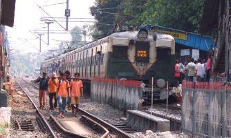 Транспорт в Калькутте. Электричка, автобус, трамвай