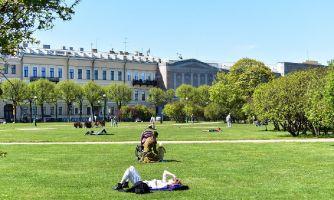 Коронавирусный Петербург. Без пропусков и с парками