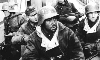 «Курляндский котёл». Немцы, сражавшиеся за нас