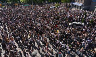 Гражданская война в США начнется в Бруклине?
