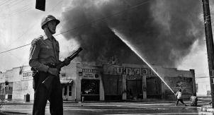 Краткая история массовых беспорядков в США