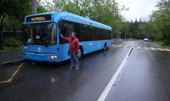 Столичная война с троллейбусами