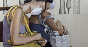 Искусство коронавируса. Скрытые лица нового мира