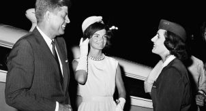 Очаровательные стюардессы 60-х