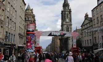 Чем интересен фестиваль искусств в Эдинбурге