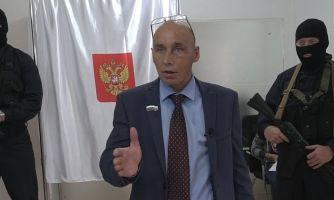 Гротеск-депутат Виталий  Наливкин из Уссурийска