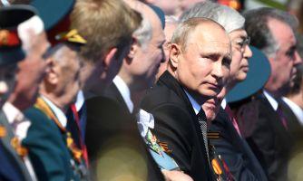Загадка про юбилейный парад на Красной площади