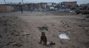 Страх и нищета в Гане