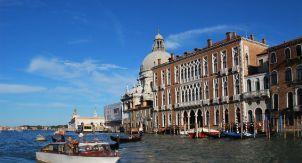 Небольшая прогулка по Венецианским каналам