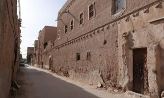 Старый город Эр-Рияда под угрозой уничтожения