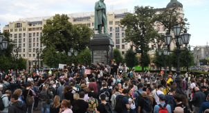 Почему мирные протесты эффективнее насильственных?
