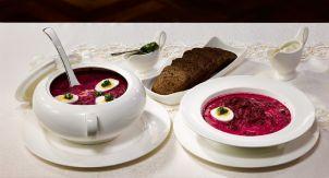 Суп по рецепту Сталика Ханкишиева