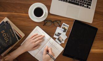 10 полезных привычек блогера