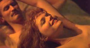 Как снимали откровенную сцену в «Экипаже»?