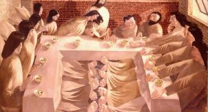 Сексуальность и духовность в работах Стенли Спенсера