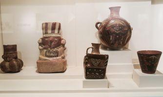 Дары уари. Музей Ларко в Лиме