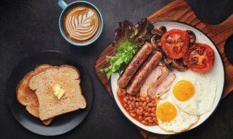 Завтрак — главная еда