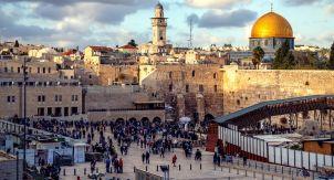 Разнузданный иерусалимский патриотизм с картинками