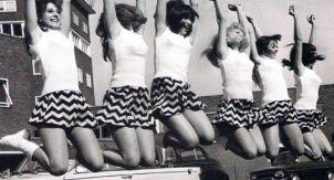 Мини юбки из 60-х, которые изменили мир