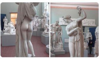 Как музеи мира борются за звание лучшей задницы