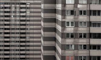 Панельки изменили облик ГДР