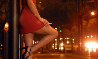 Штраф за посещение проститутки