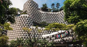 Сингапур. Зелёный остров благоденствия