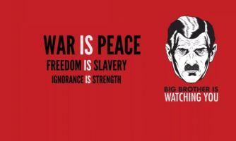 «1984» Оруэлла как зеркало идиотизма