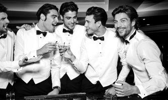 Мужская красота по-итальянски
