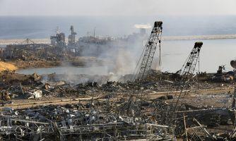 Разрушенный Бейрут и ещё четыре печальных примера