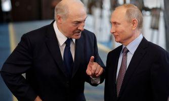 Путин или Лукашенко, вам кто больше нравится?