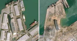 Разбор мощности бейрутского взрыва