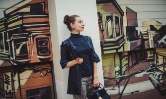 Стилист Александра Вайль о работе, моде и путешествиях