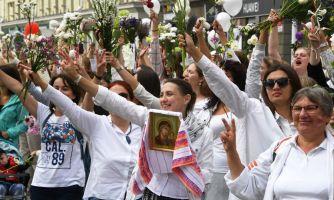Что прямо сейчас происходит в Беларуси