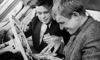 «Берегись автомобиля». Троллинг советского строя